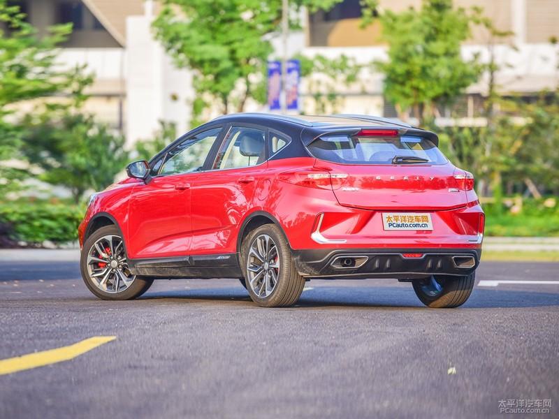吉利帝豪GS新增车型正式上市 售价10.78万元