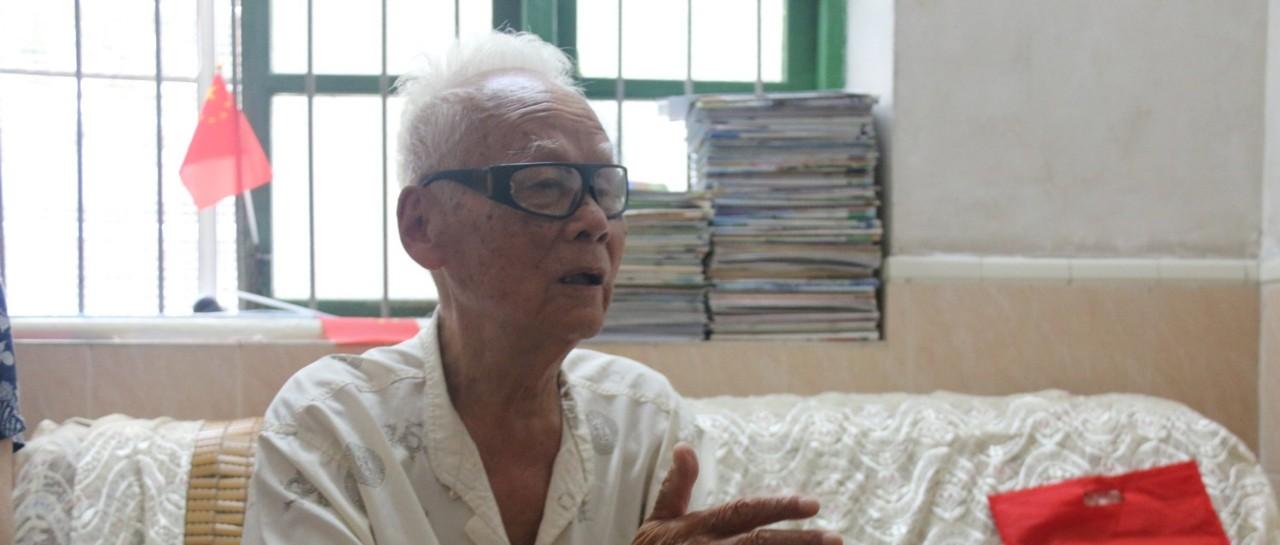 曾作为坦克车长参加国庆阅兵,这位92岁的抗战老兵藏着多少故事?