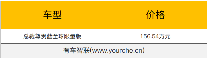 2019成都车展|玛莎拉蒂总裁尊贵蓝全球限量版售156.54万元