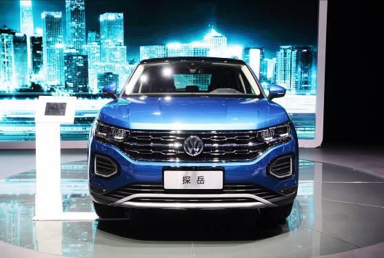 探歌探岳领衔 一汽-大众VW品牌携全系车型亮相成都车展