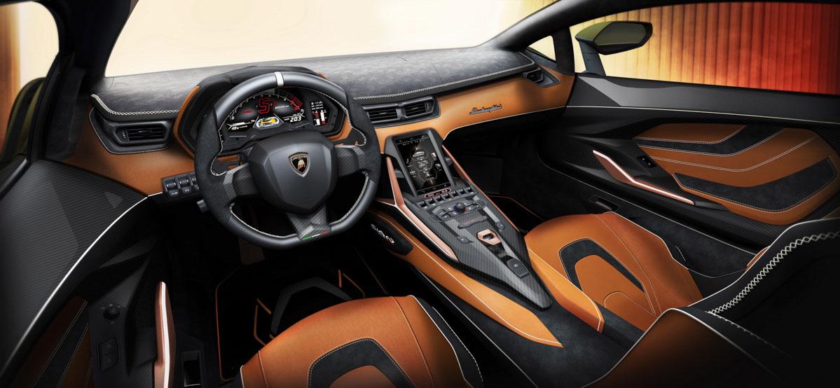 Lamborghini Sian 正式发表,808 Hp,2.8秒破百!