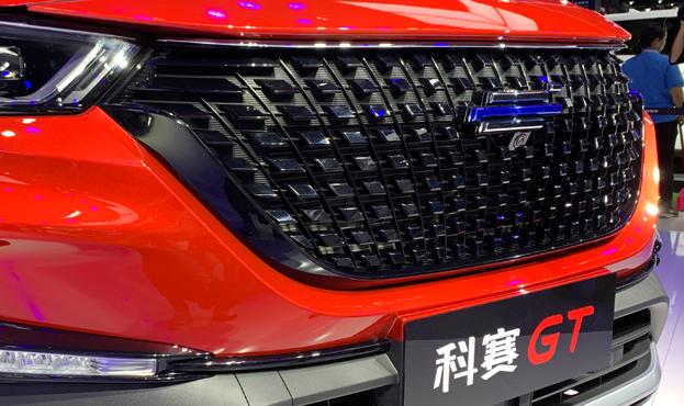 搭载CS85同款动力系统 长安欧尚GT亮相成都车展