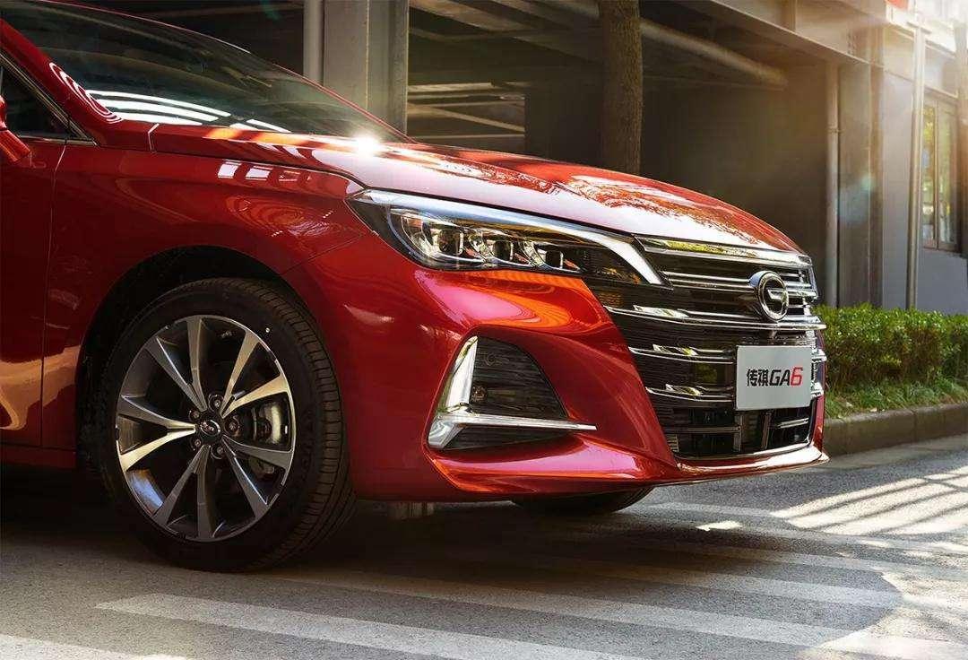 全新改款GA6,冲刺国产B级车之最,该如何突破合资车的封锁?
