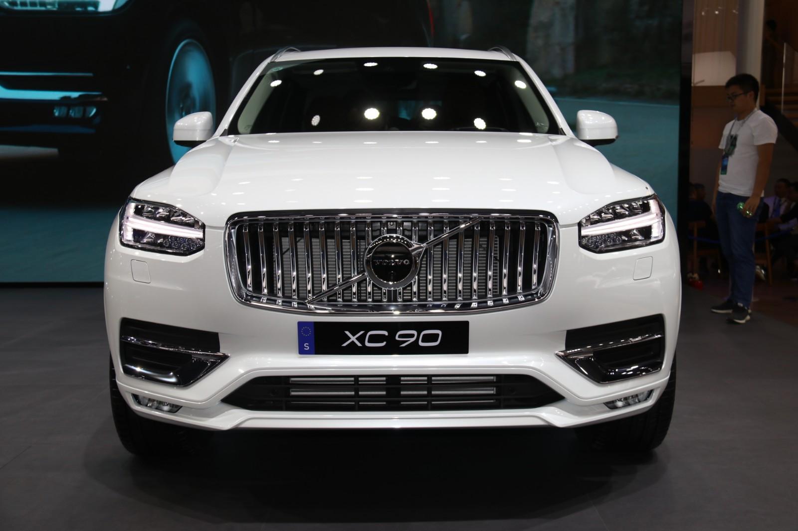 2019成都车展|新款沃尔沃XC90上市 售63.39万元起