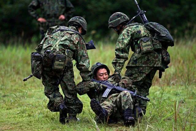 美日举行实弹射击联合演习 美军多域特遣部队首次参演