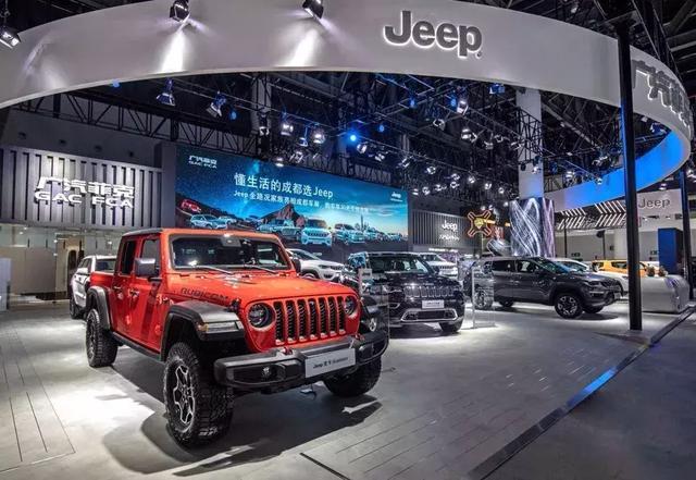 实惠省油又有潮牌个性,Jeep自由侠1.3T全国首秀