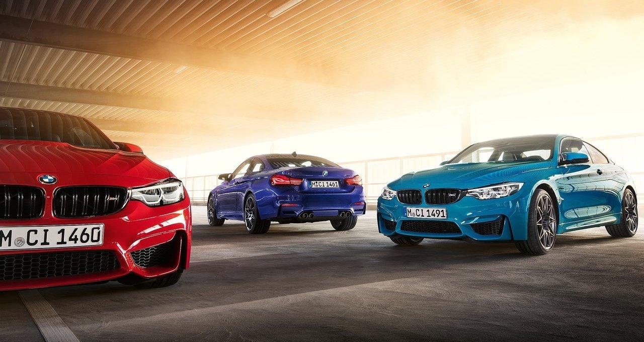 全球限量750台,搭载3.0L直列6缸发动机,宝马M4特别版官图发布
