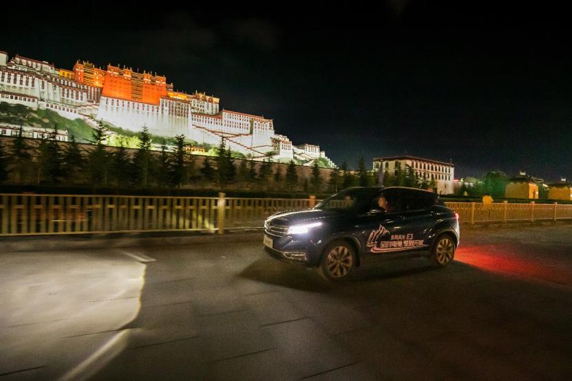风光E3 EVR亮相成都车展,续航超950km,补贴后售价12万起