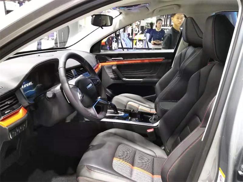 哈弗H4 Pro亮相成都车展 预售10.89万,将于9月下旬上市
