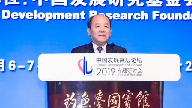 宁吉喆:将进一步扩大鼓励外商投资范围