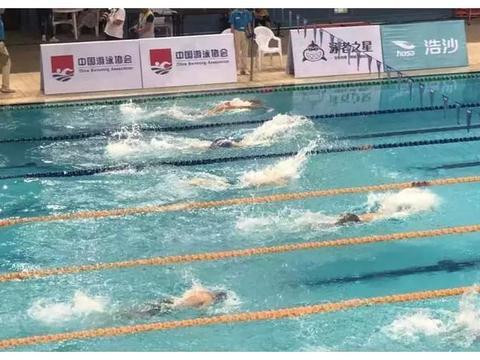 厉害了,少年!衡水一中游泳队打破3项全国赛纪录