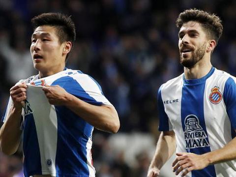 全靠武磊!西甲中国市场用户翻倍 欧联杯西班牙人主场指数让球半