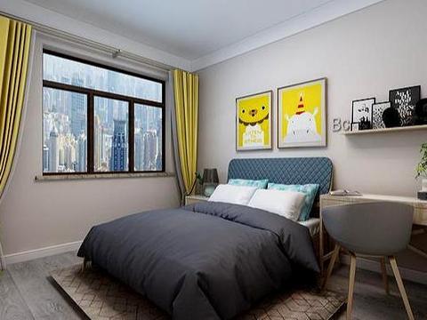 卧室装修4大面,考虑周全不遗漏,打造安心舒适的睡眠环境
