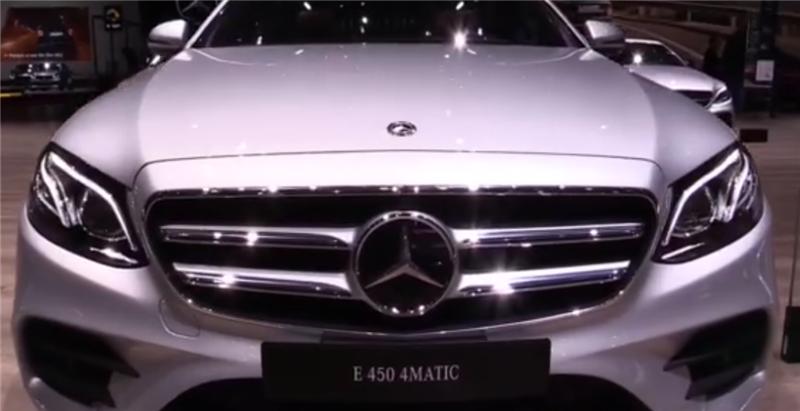 奔驰E450旅行车来袭,四驱+362匹马力,5.1秒破百,内饰仍是卖点