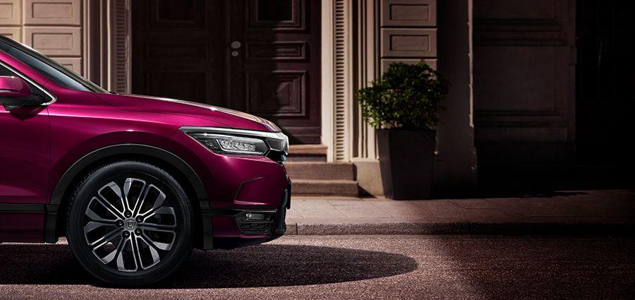 本田推全新SUV皓影,想继承CRV的地位,能否如愿?
