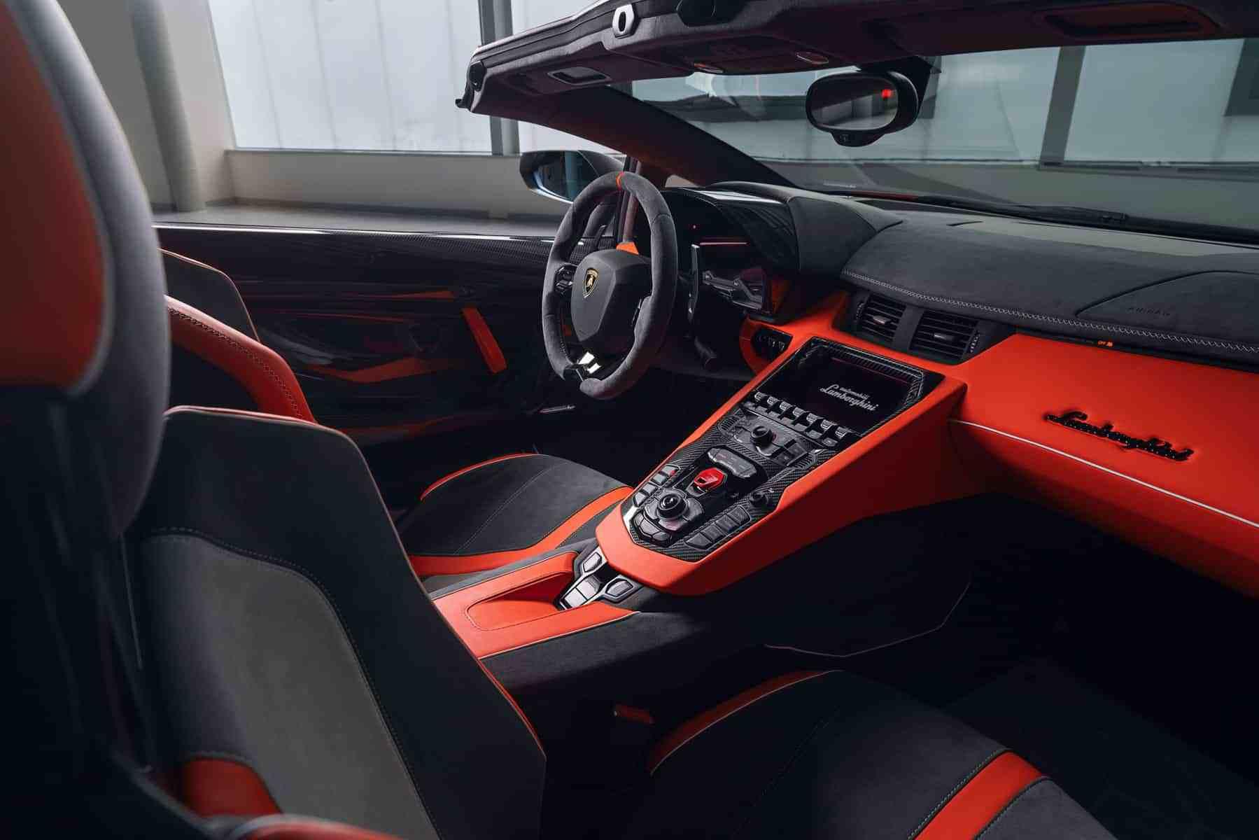 限量63台的兰博基尼,再次用性能征服世界,国内售价高达755万