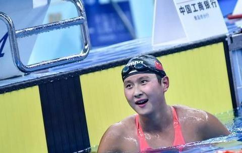 游泳全锦赛王简嘉禾400自夺冠 张雨霏100蝶摘金