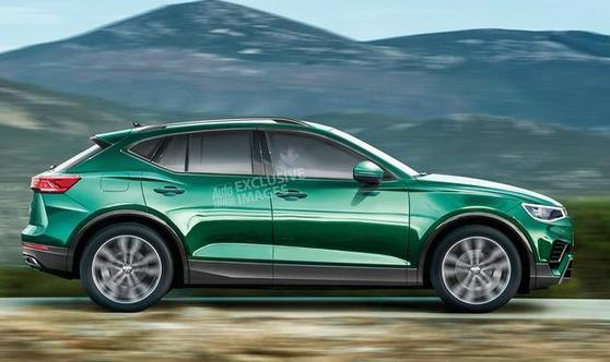 大众最美SUV途观第三代更新 尺寸更大 搭载搭载48V轻混系统