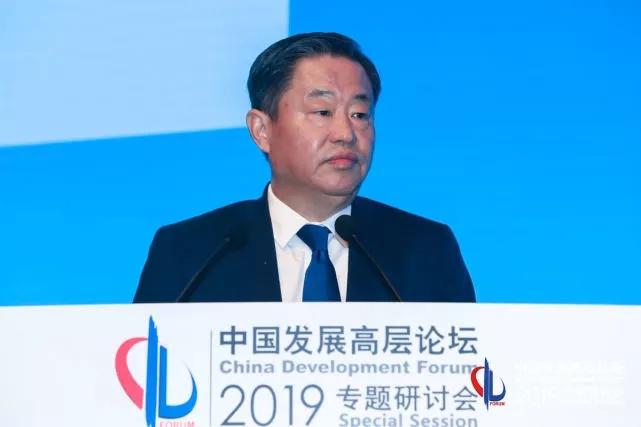 宁高宁:希望有一天看到中国是逆差 全世界拿中国货币