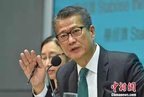 陈茂波 资料图/中新社记者 麦尚 摄