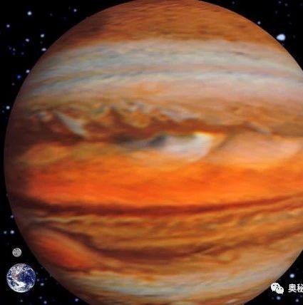 """科学家在63光年外发现一颗罕见""""巨行星""""!"""