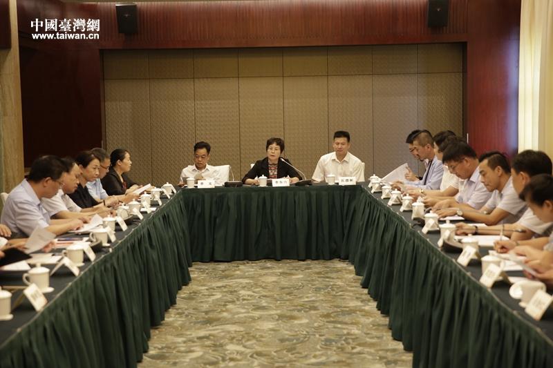 贺佳节叙亲情 2019年广西台商台胞台属中秋茶话会在南宁举行