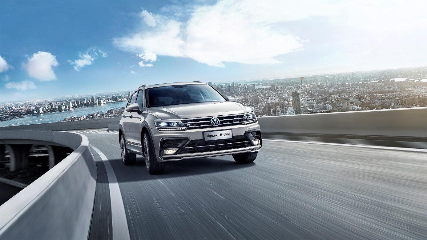 上汽大众途观L 7座车型在2019成都国际车展上市