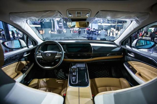 广汽丰田iA5在成都车展首发,续航达510km,仅售16.98万起