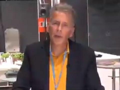 """提议""""吃人肉取代牛羊"""" 瑞典教授:减少温室气体排放"""