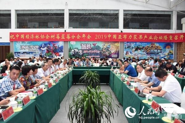 尚志市举办2019中国亚布力浆果产业论坛 提升浆果产业科技创新发展