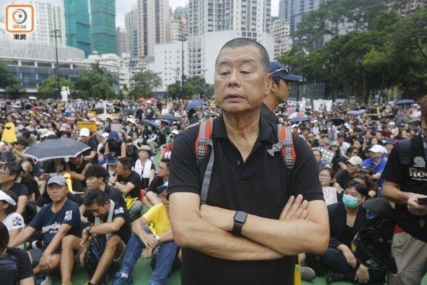 """福港四人帮之1、壹传媒老板黎智英。滥觞:喷鼻港""""东网"""""""