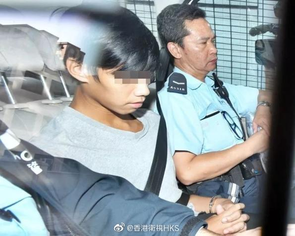 香港涉嫌侮辱国旗男子7日法院提堂 裁判官拒绝被告保释