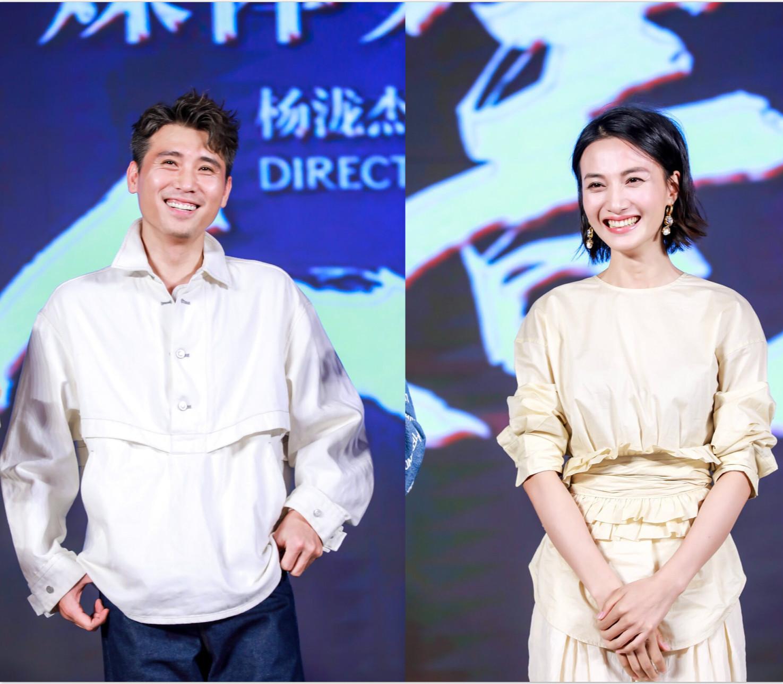 李乃文冯文娟《完美受害人》开机,聚焦家庭暴力后续影响