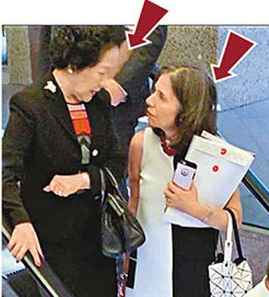 好国驻港澳总发事馆政治部主管Julie Eadeh于8月6日曾取陈圆安死奥秘碰头。滥觞:至公网