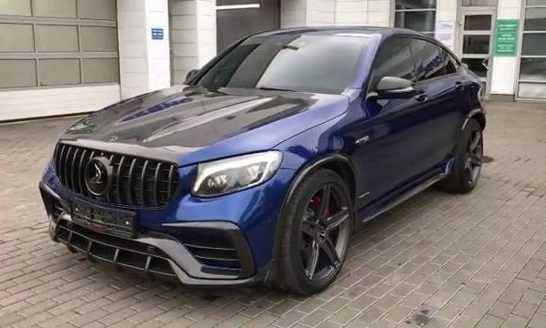 视频:汽车视频:Mercedes AMG GLC 63S Coupe