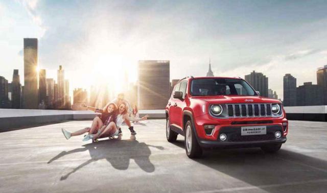 2019成都车展:搭载全新1.3T发动机,新款Jeep自由侠车展亮相