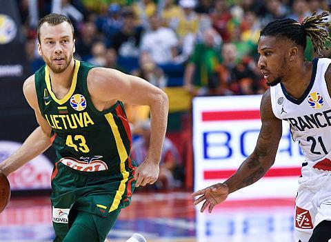 从落后两位数到只差三分 立陶宛打光最后子弹仍逃不过淘汰命运