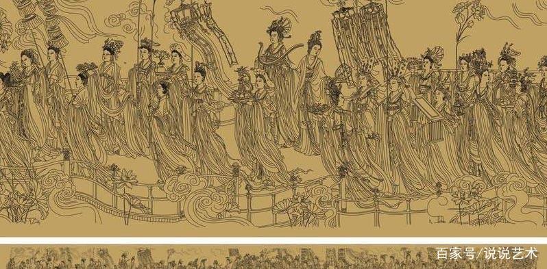 以灯取影,运斤成风——吴道子所创「吴家样」的绘画特征