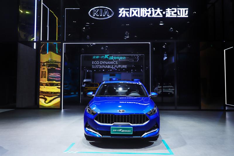 最像概念车的SP2c国内首发 东风悦达起亚携全新矩阵闪耀成都车展