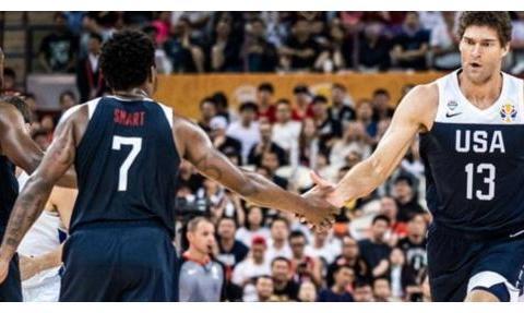 篮球世界杯16强出炉 美国队还能一骑绝尘吗