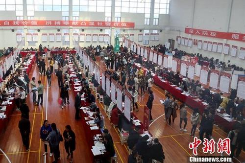 四川支持市(州)建省级人力资源服务产业园 2025年建成8-10个