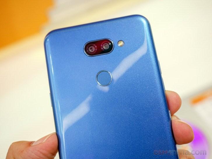 LG推出 K40S/K50S 手机:Helio P22+军用级防护标准