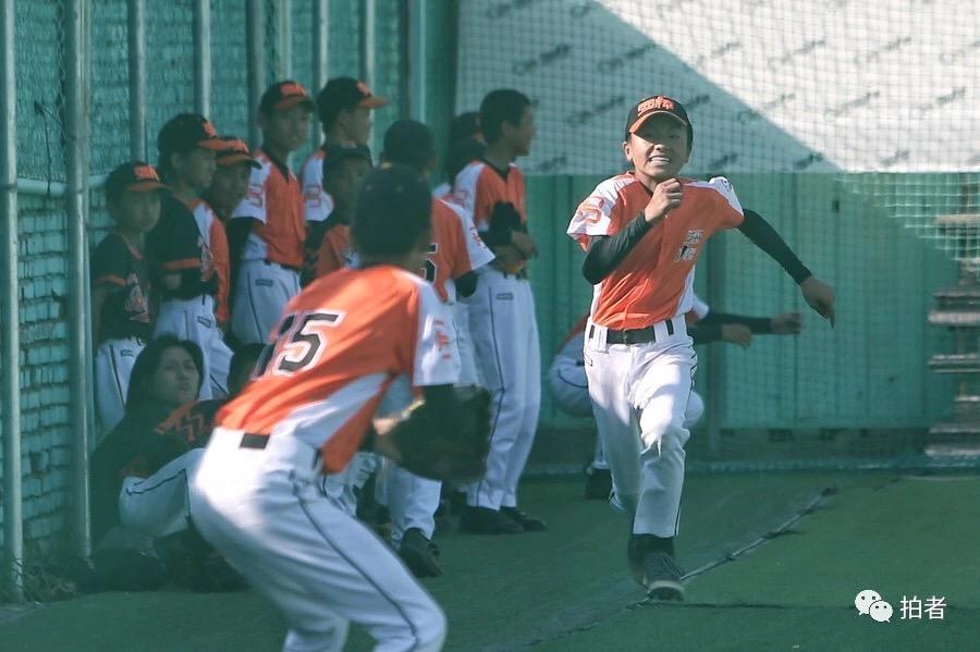 """""""强棒""""少年的棒球梦"""