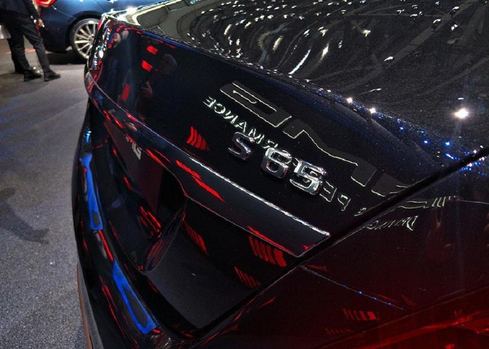 售307.88万元限量20台,成都车展奔驰推V12绝唱!