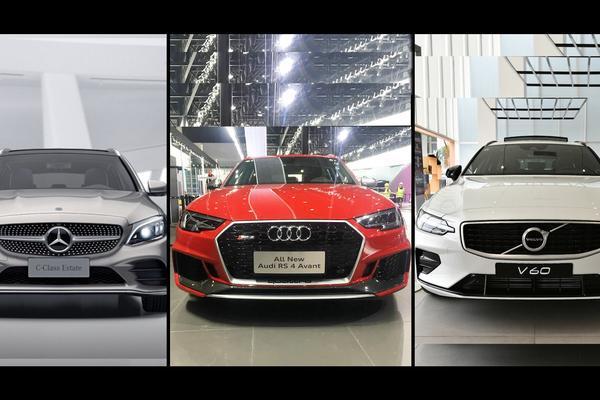 视频:旅行的意义!沃尔沃V60、奔驰C级和奥迪A4 Avant买谁好呢?