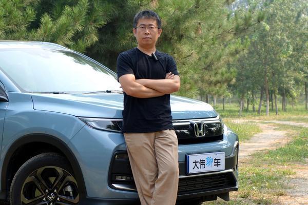 视频:1.5T发动机能让它跑多快?大伟详细试驾东风本田XR-V 220TURBO
