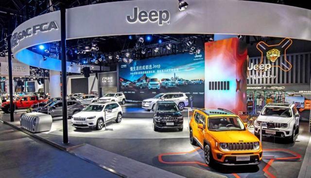自由侠1.3T首秀,新能源兵团集结,Jeep成都车展秀实力