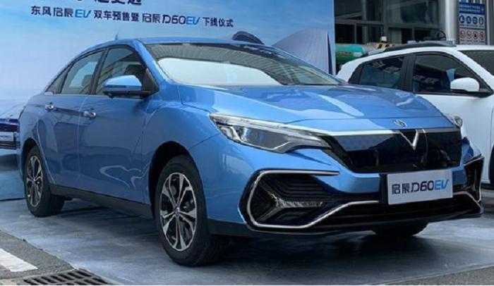 东风启辰D60EV上市,补贴后13.78万元起