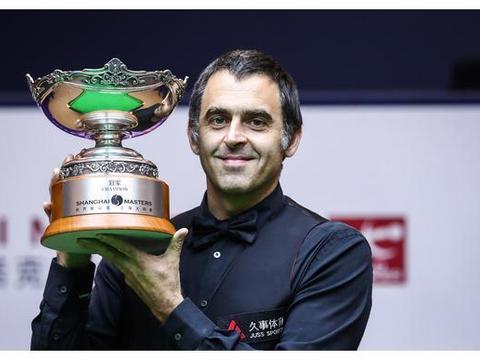 回顾英锦赛夺冠,告别三大赛的奥沙利文志在全力卫冕上海大师赛