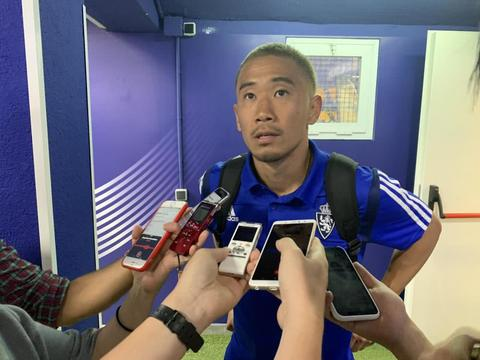 独家对话香川真司:常和国家队队友聊留洋 踢西乙也要以身作则